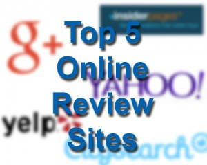 Top 5 Online Review Sites Online Reputation Marketing Tips