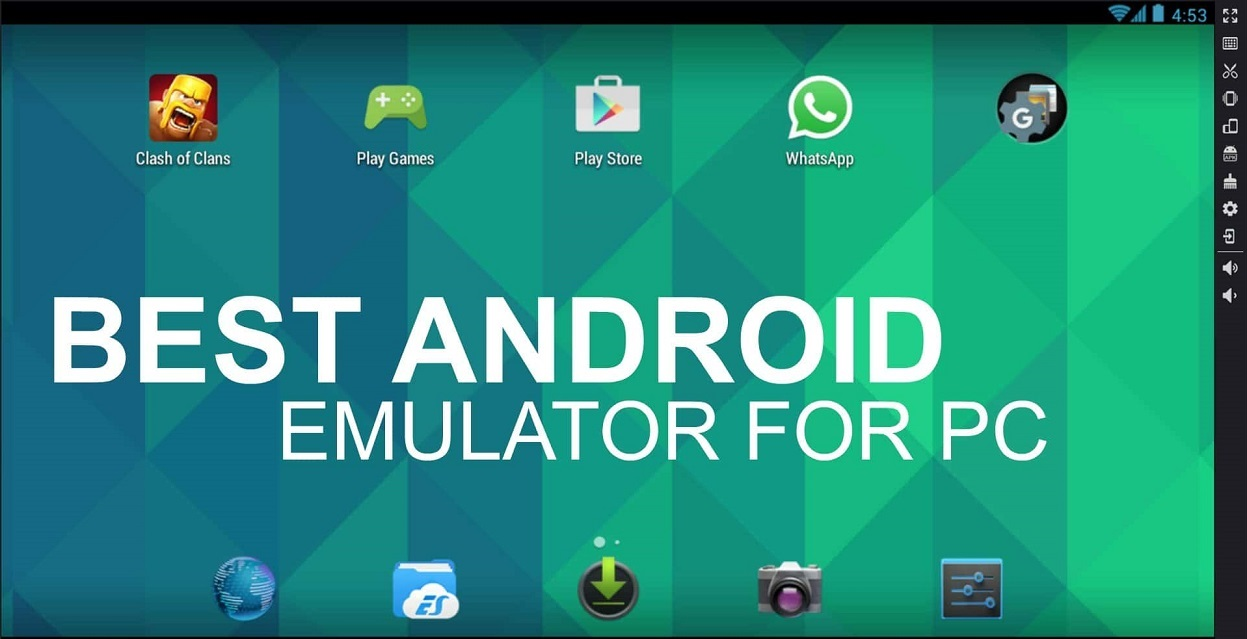 Read more about the article 5 Best Android Emulators For Windows 10/8.1/7 PC