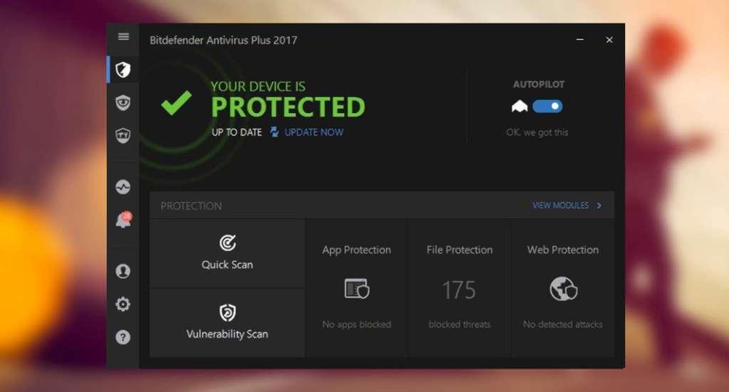 Best Free AntiVirus For Windows - BitDefender