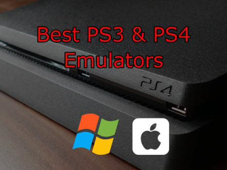 PS3 & PS4 Emulators For PC (Windows 10/7) or Mac Free Download