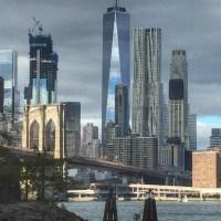 Morning from Brooklyn Bridge Park