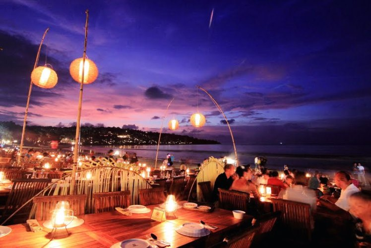 Jimbaran Sunset Dinner