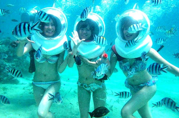 Bali Water Sport Package Ocean Walker