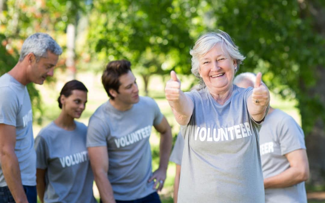 Ways to Volunteer as a Senior