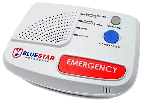 in-home medical alert sentry
