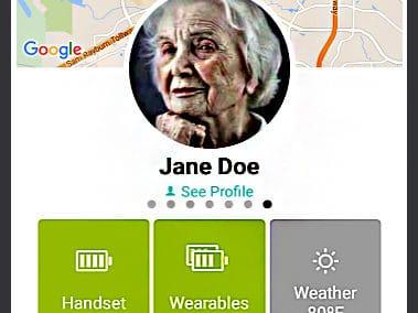 BlueStar Caregiver App