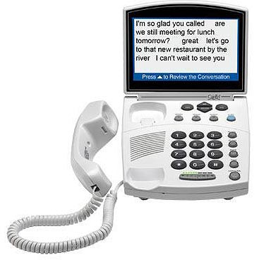 Caption Phone