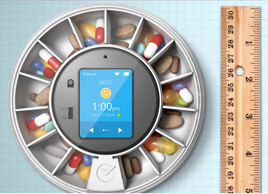 Smart Pillbox