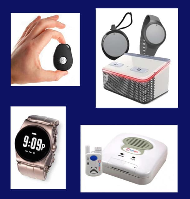 BlueStar SeniorTech Medical Alert Systems