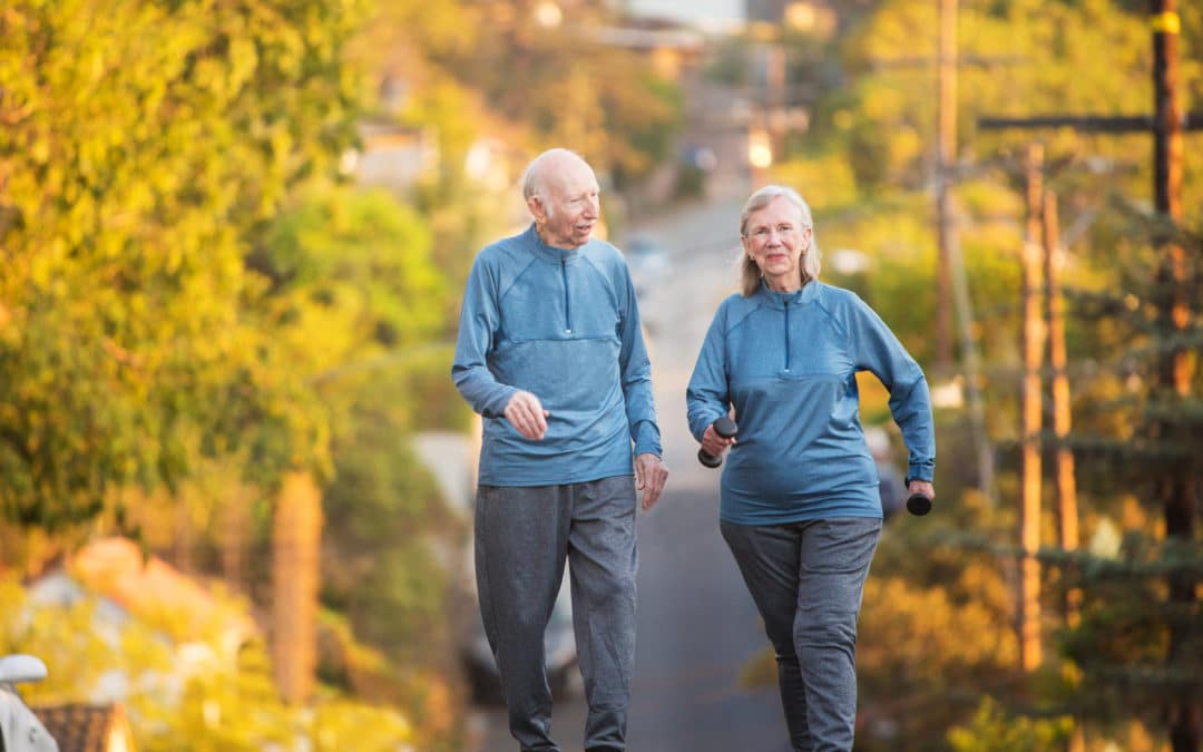 Five Exercises Seniors Can Do At Home