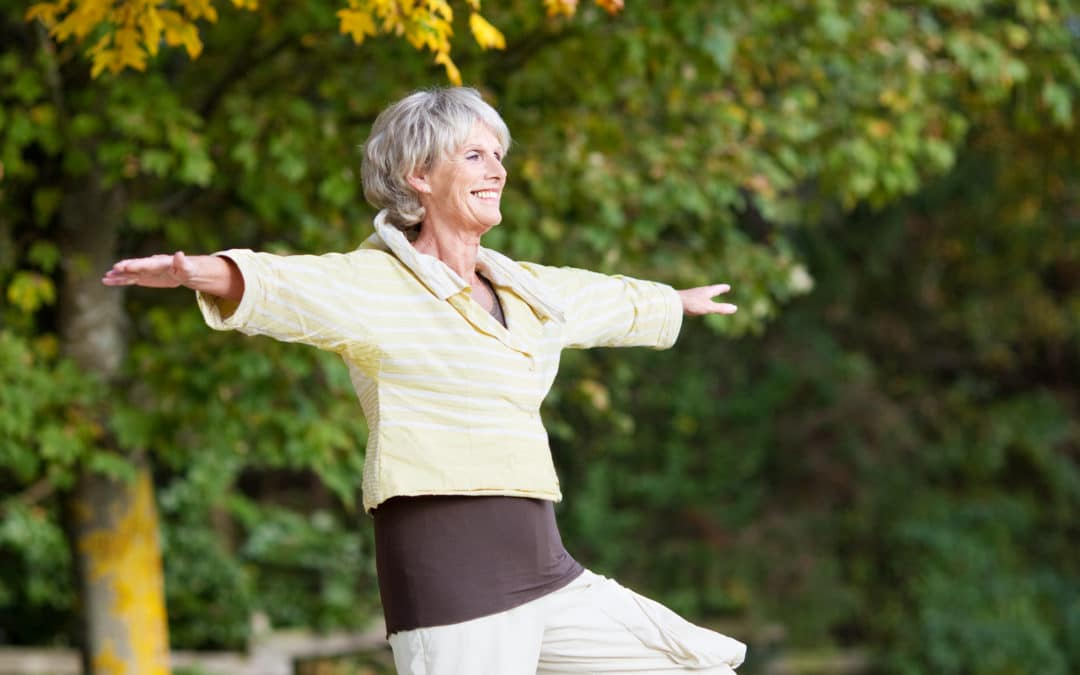 Encourage Activity in Older Adults