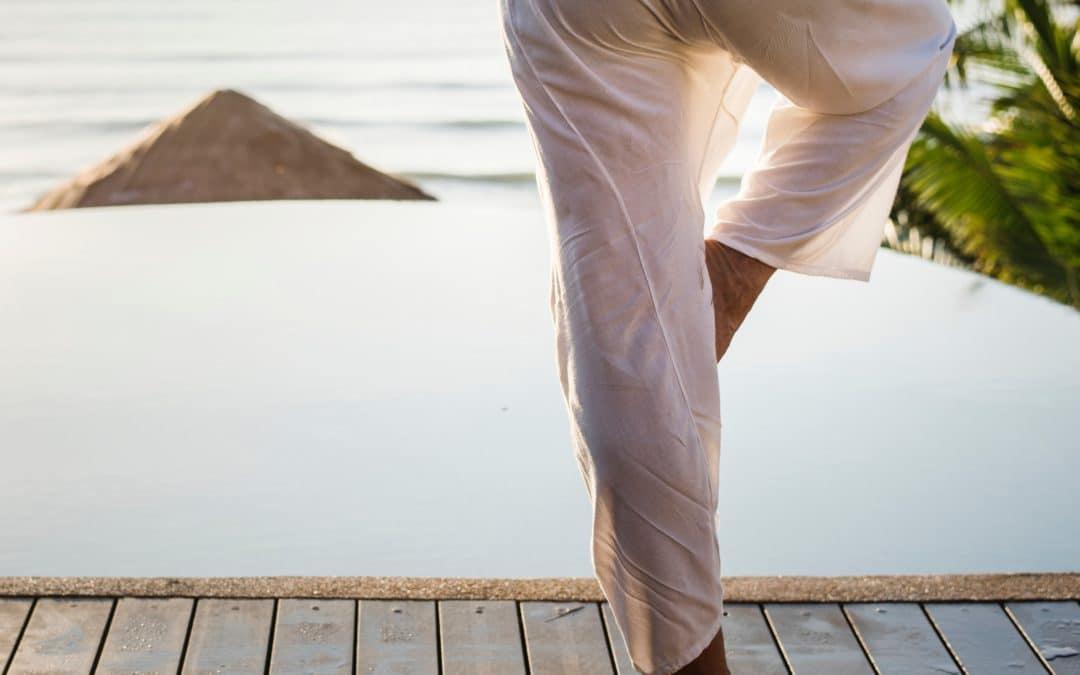 Easy Balance Exercises for Seniors