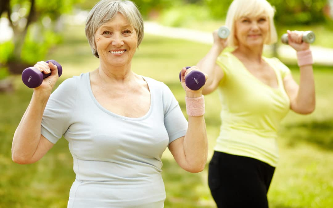 New Year, New Senior Exercises