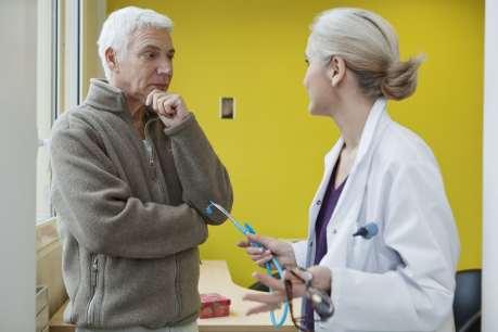 Heart Health for seniors doctors
