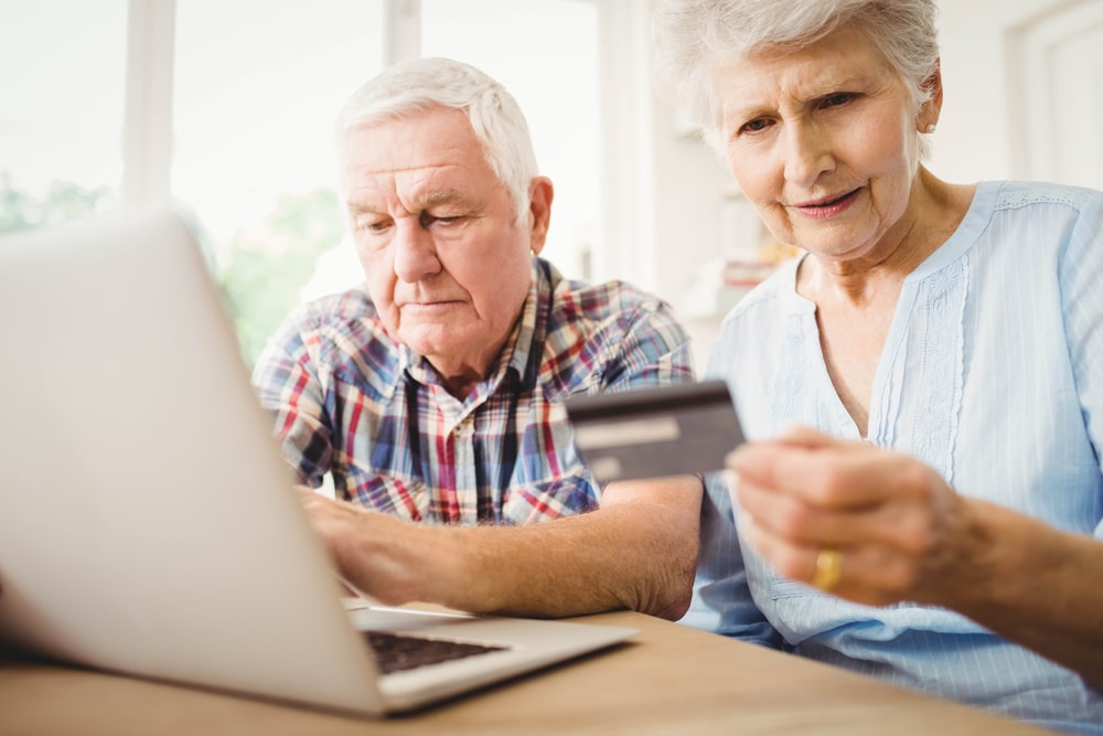 Talking Finances with your Senior Parent