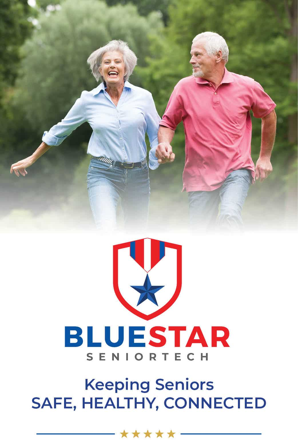 bluestar senior tech - shop safety products