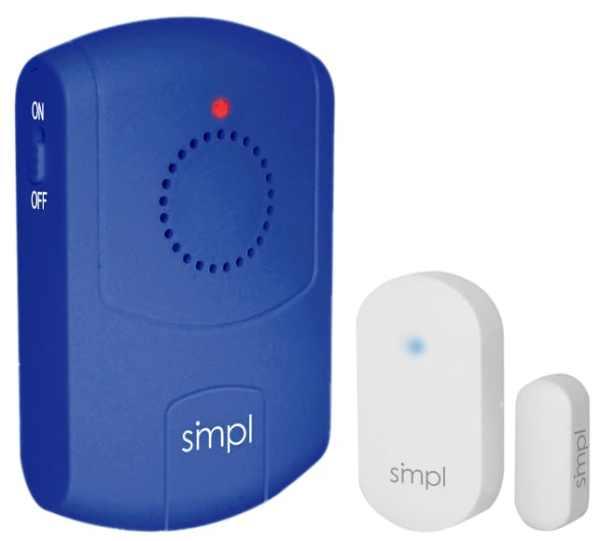 simpl alerts door alert kit