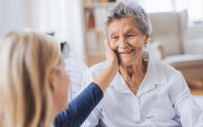 How do I care for my sick senior parent?