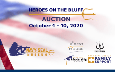 US Navy SEAL Museum Auction