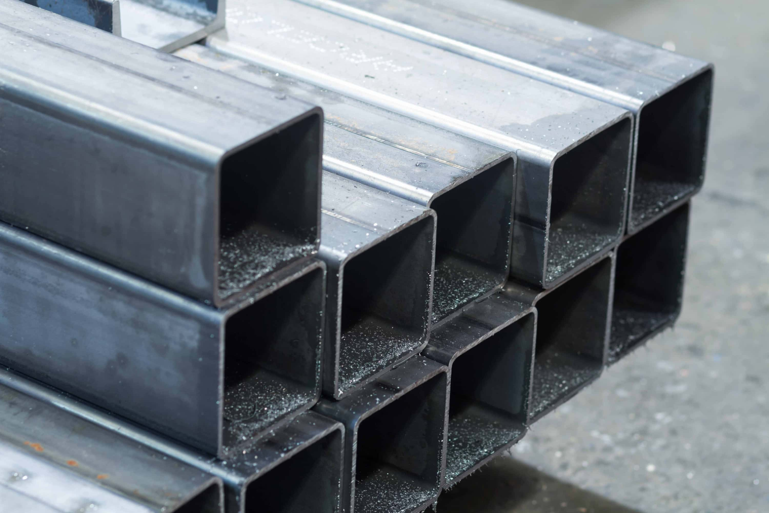 Square Hollow Steel Lengths