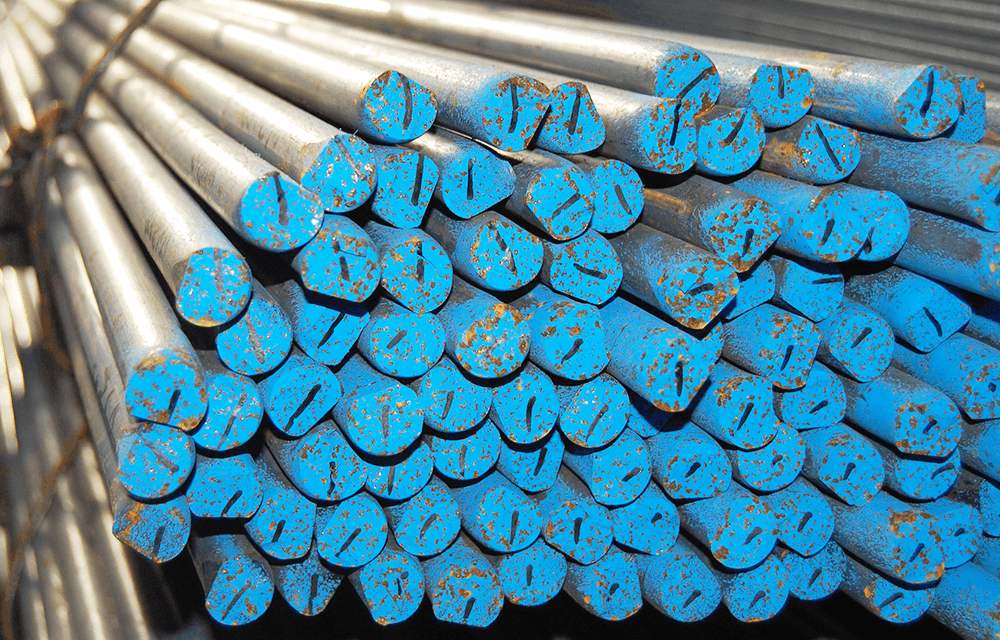 Solid Round Steel Sections