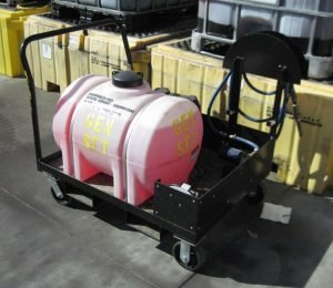 GenSet Rad Cart - 1