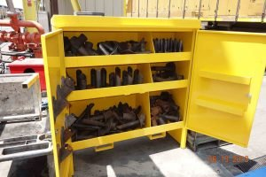 Metal Parts Cabinets