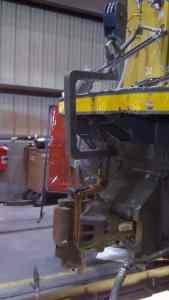 Locomotive Coupler Lift Extension