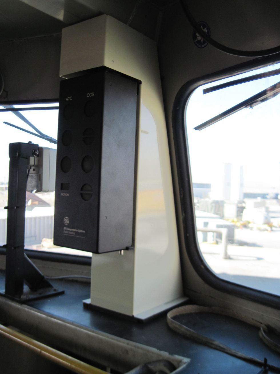 EMD Locomotive Cab Parts