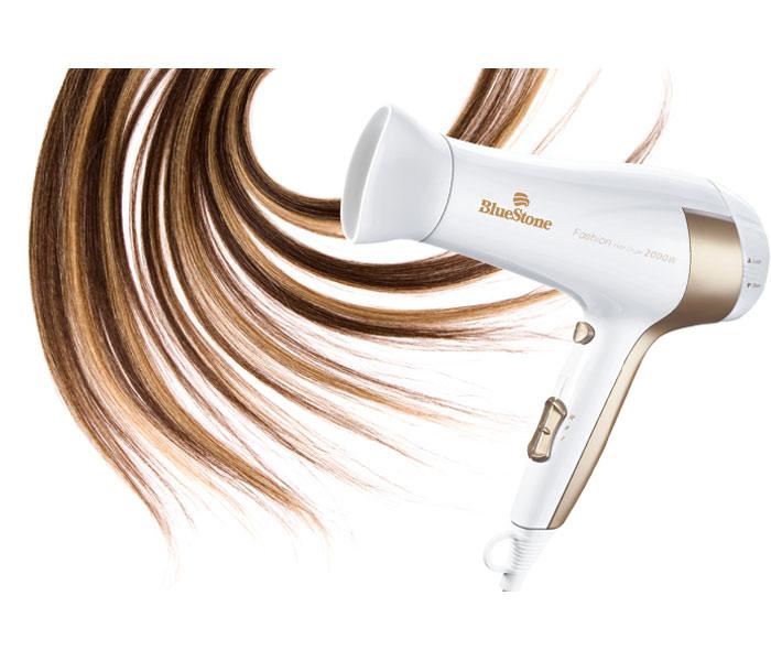 Máy sấy tóc BlueStone HDB 1866 chất lượng cao, đa chức năng sấy, tích hợp sẵn ion giúp bảo vệ tóc, an toàn cho người sử dụng.
