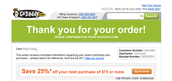 7 Order Confirmation Emails That Will Skyrocket Ecommerce