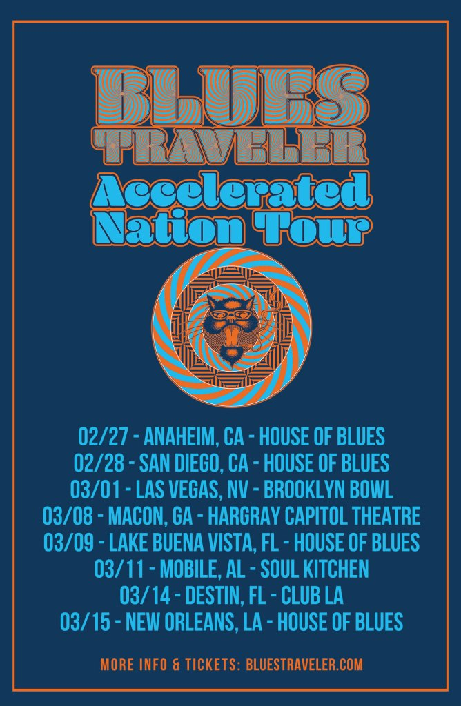 Accelerated Nation Tour