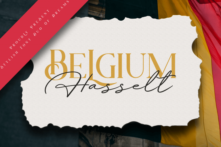 Hasselt Belgium Duo