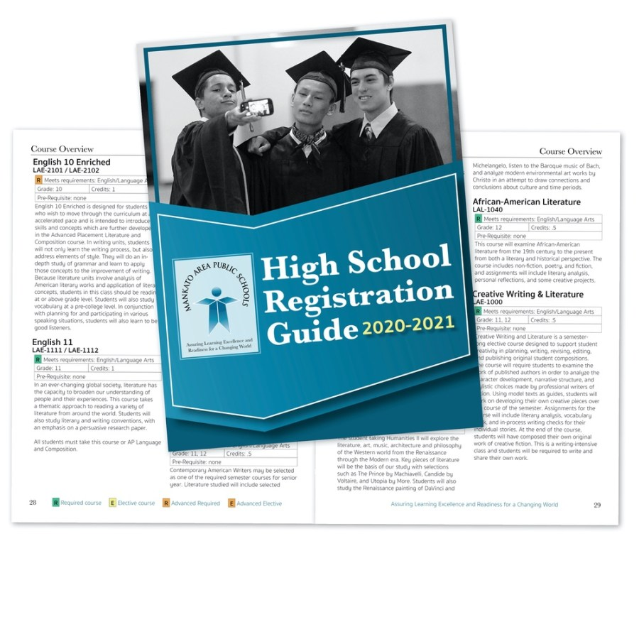 high school registration guide