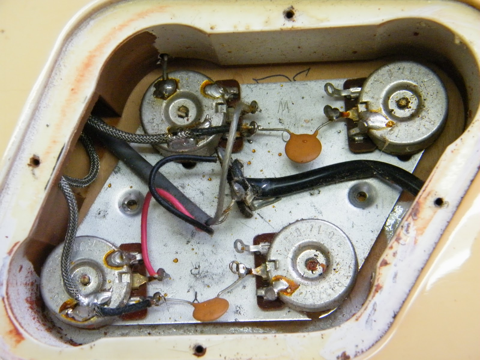 gibson les paul studio deluxe wiring diagram carrier 30gx chiller is it real chinese how do you know heres the