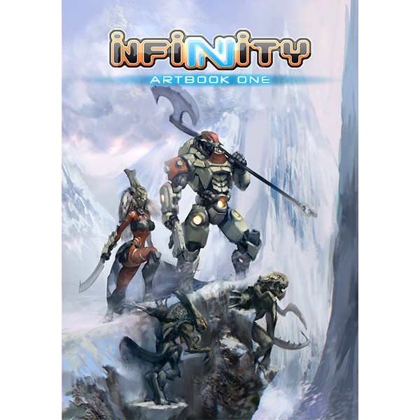 infinity art book one