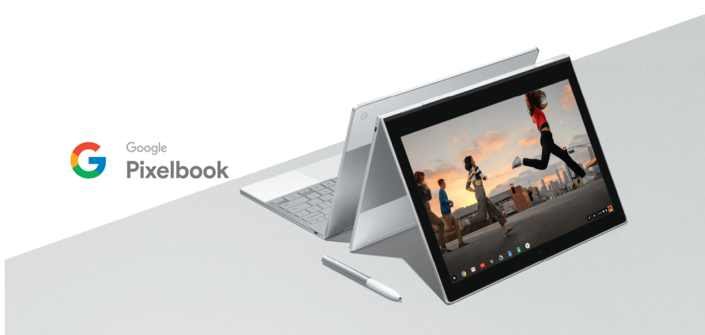 Google Pixelbook and Its Accessories