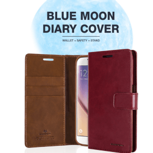 Bluemoon Diary Cover wallet case