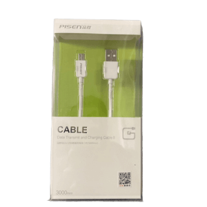 pisen_3m_usb_to_micro_cable