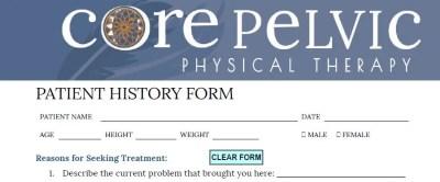 Patient Rx Form