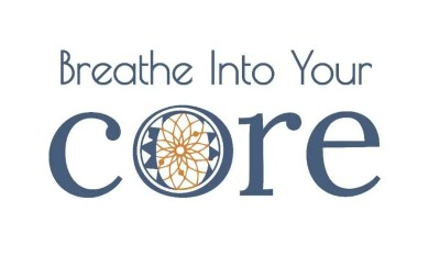 Breate into your CORE logo-w-slogan