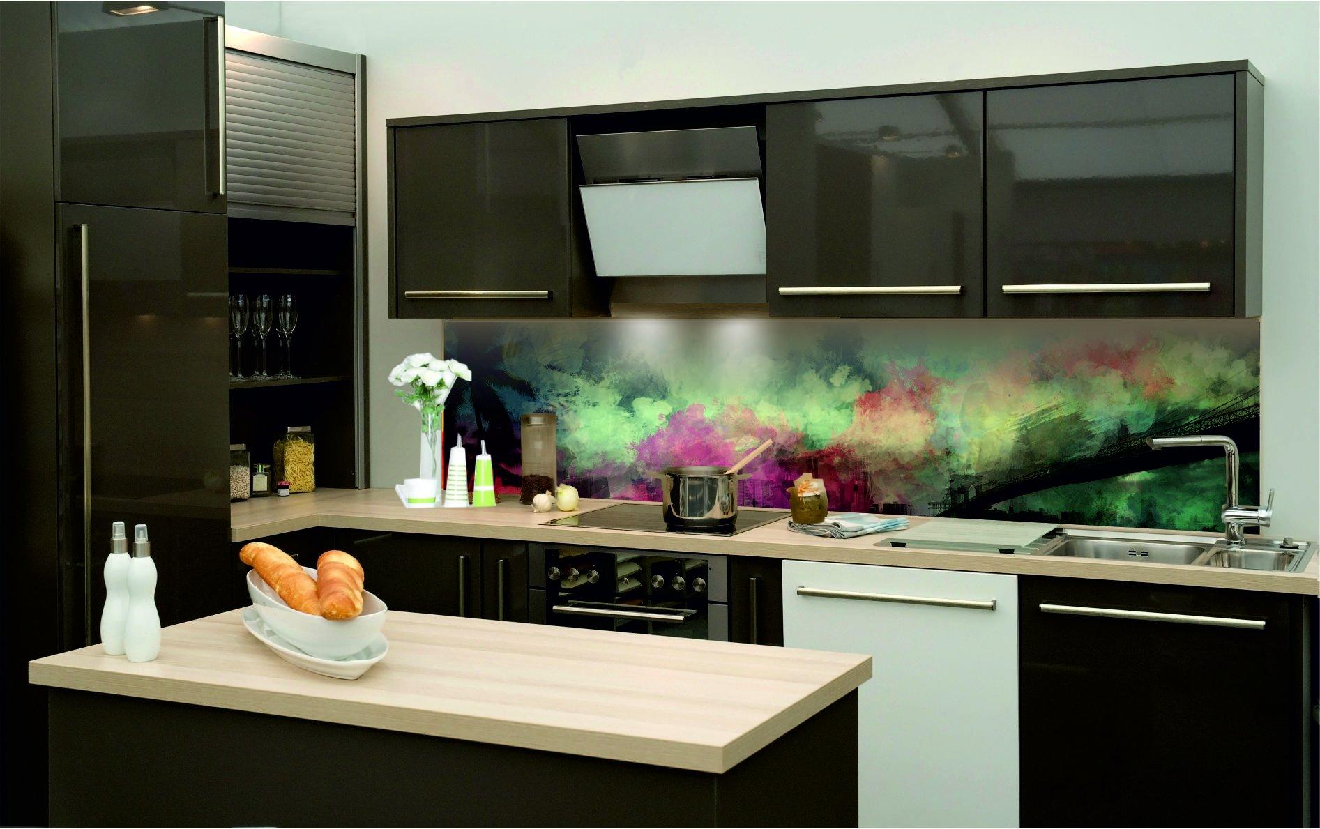 Wandfolie Selbstklebend Küche  Auxmir Toilettenpapierhalter Ohne