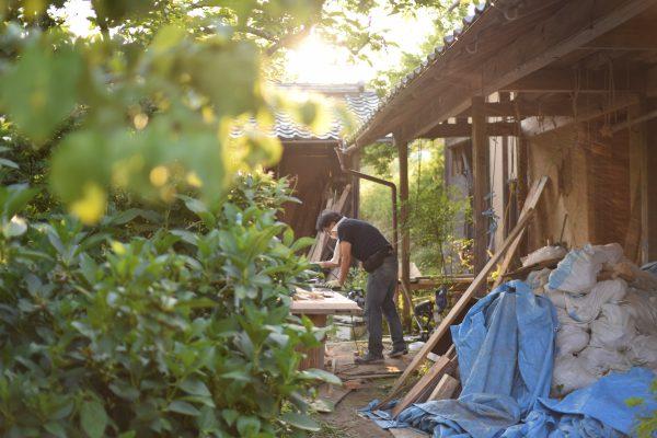 DIYで土蔵をリノベーション Vol.3