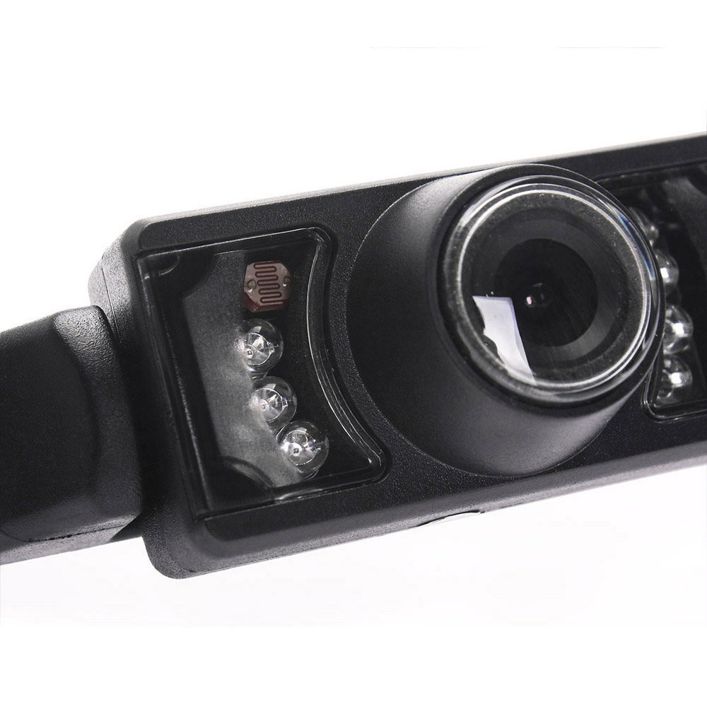 Koolertron Rear View License Plate Backup Cmos Camera Wiring Diagram