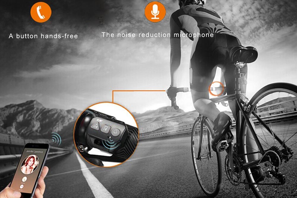 Most Suitable Bluetooth Cycling SpeakerVenstar Waterproof Sport