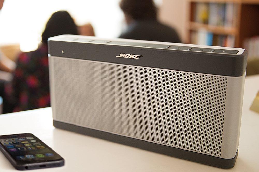 Top-of-The-Line Bluetooth SpeakerBose SoundLink III