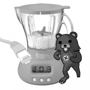 Da-pedo-nazi-mixer