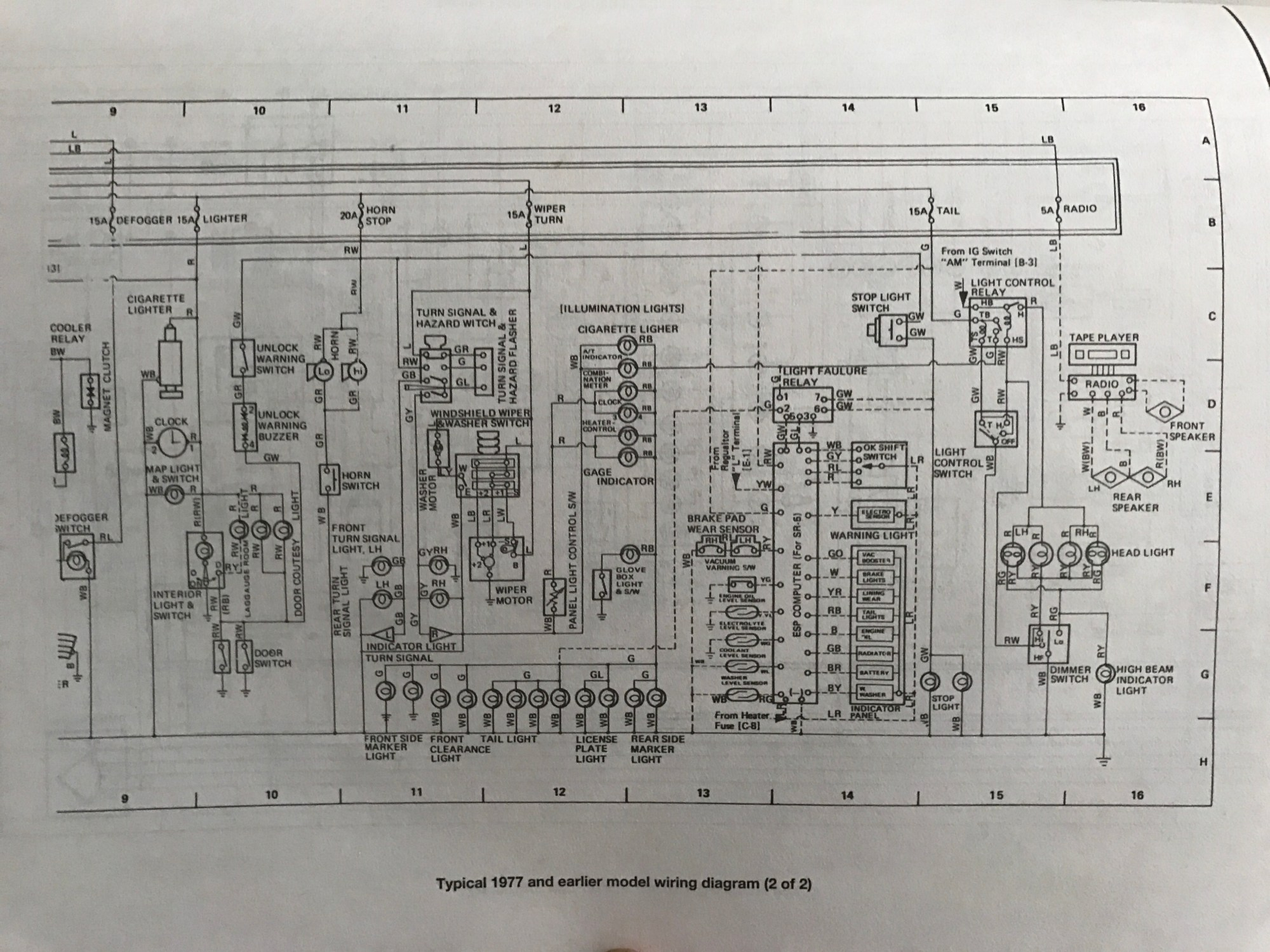hight resolution of tech docs bluetwentyeight ra28 celica restorationra28 wiring diagram 1 jpg