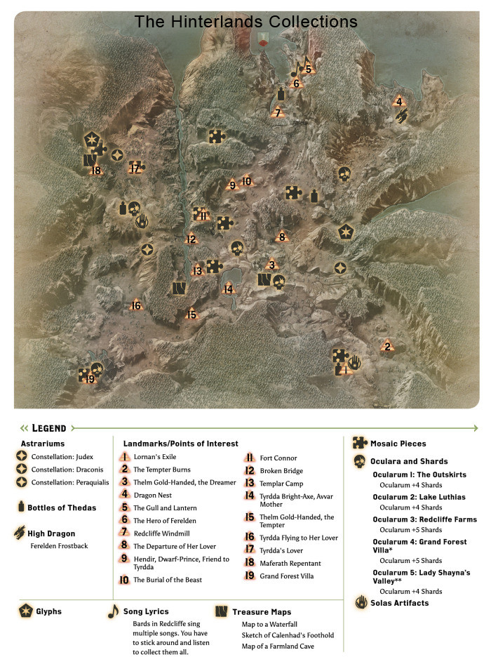 Hinterlands Landmarks : hinterlands, landmarks, Hinterlands, Collections, Bluevark