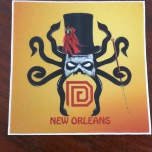 Darsana New Orleans Kraken